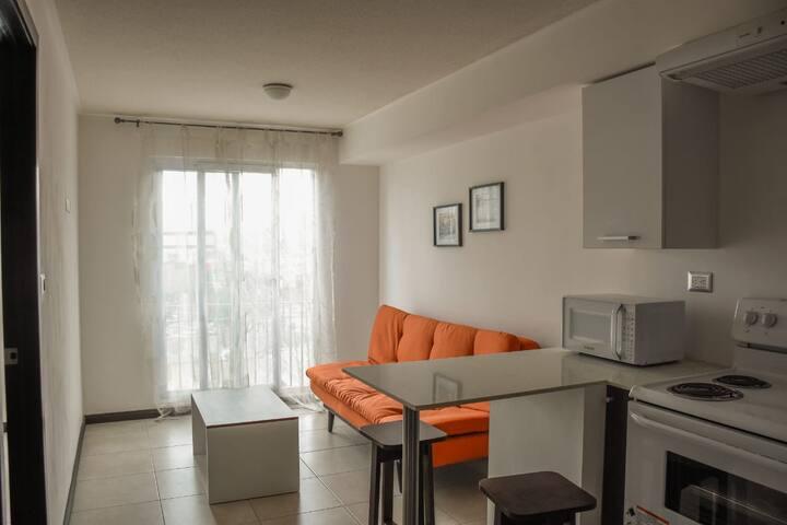 Precioso apartamento en un ambiente moderno
