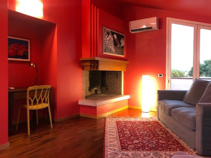 Cristallino - appartamento monolocale zona Rimini