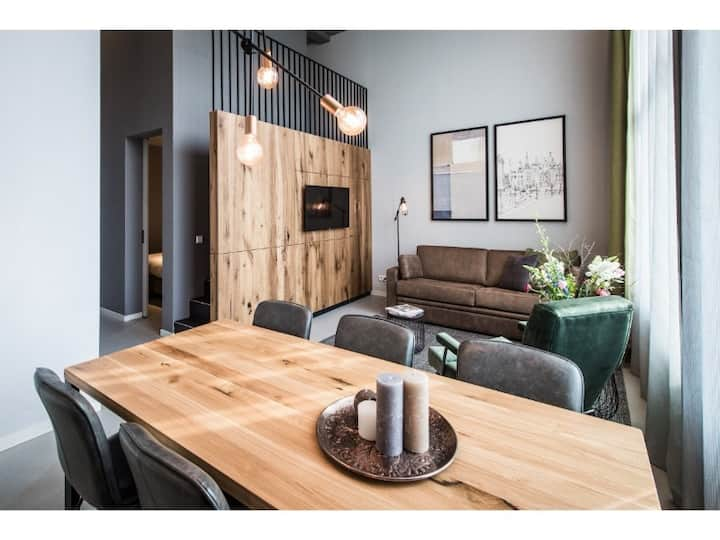 1-Bedroom Apt in the Eastern Docklands (6pax)