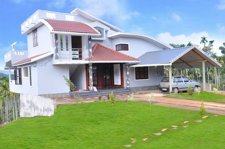 Chamayam Holidayvilla, The most fresh air Homestay