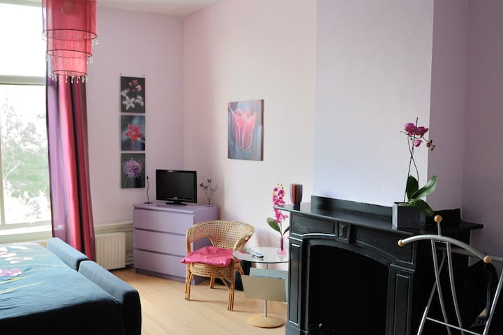 Charming rooms close to town centre