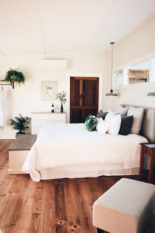 HIDDEN VALLEY GUESTHOUSE, BYRON BAY - Byron Bay - Guesthouse