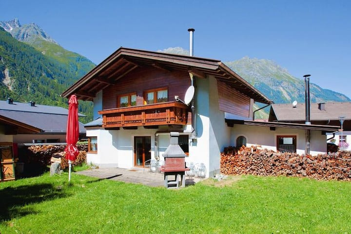 4 star holiday home in Längenfeld