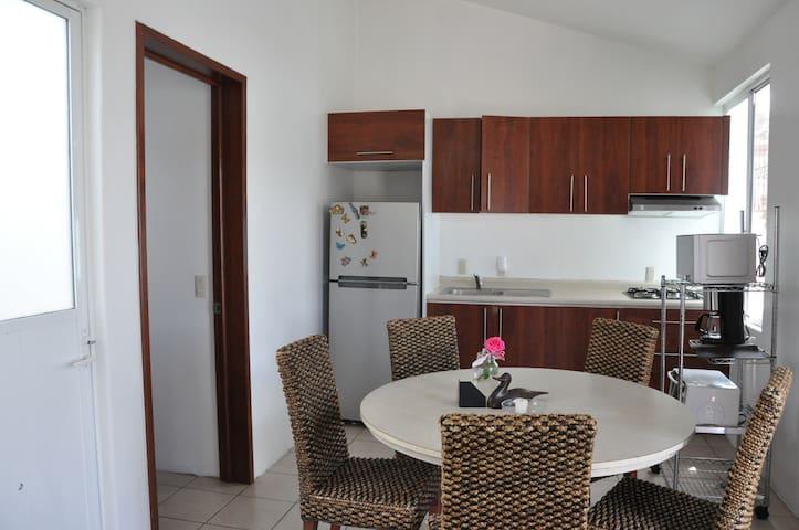 Moderno y cómodo departamento en San felipe Oax