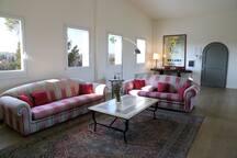 Living room in Giacomo Balla on the Upper Floor