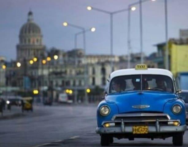 Centro de La Habana. Apartamento Privado :)