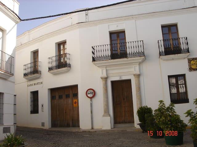 Casa Señorial La Patu. - Cazalla de la Sierra - Huis