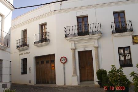 Casa Señorial La Patu. - Cazalla de la Sierra