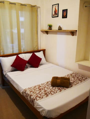 Charming room with aircon, 5 min from El Nido town