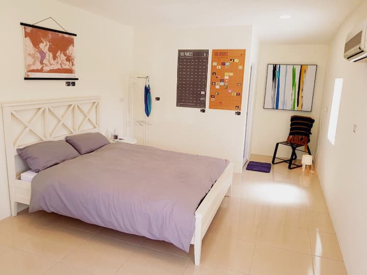 〔Epochsia〕Double Bed- Cozy Suite in Kenting