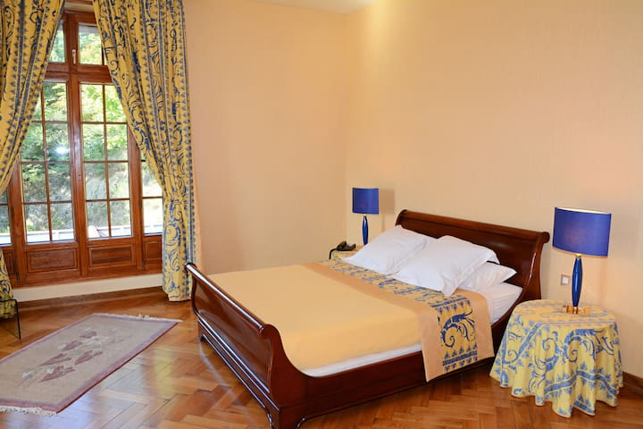 02. Citrine-Double room-Luxury-Jacuzzi-Countryside view