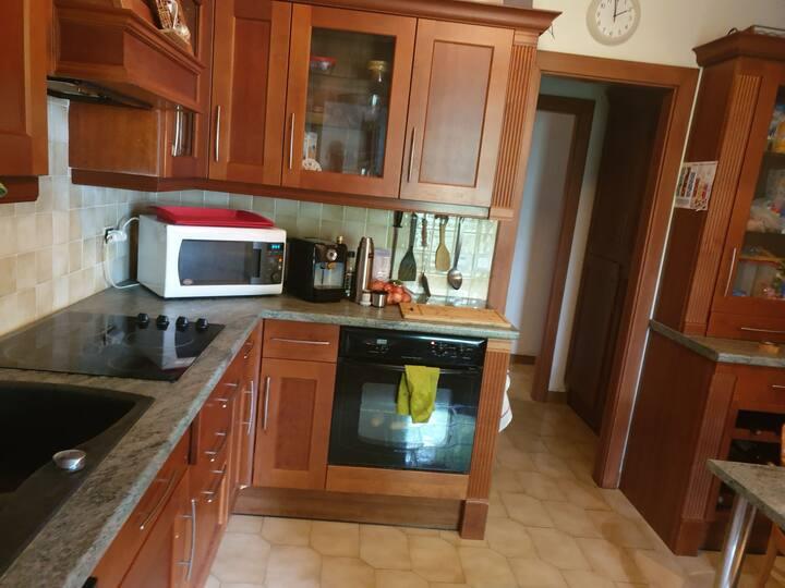Appartement familiale de 103 m2 avec confort