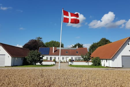 Countryside charm at Agermosegaard
