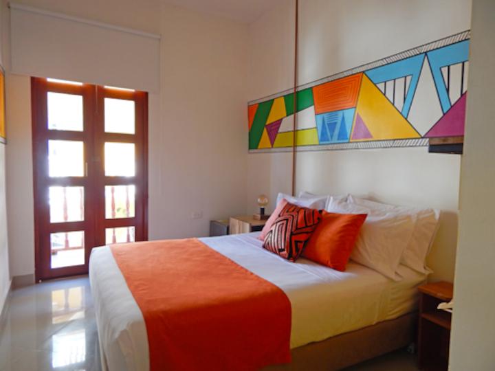 Habitación Estándar Balcón Ethnic Thematic Hotel