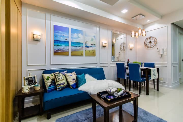 Modern Cozy APT. - SHELL Res w/in MOA near Airport