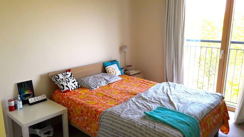 Bedroom pic2 - Juliet balcony