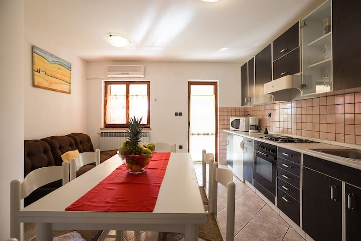 Charming apartment in Villa Irena - Poreč - Pis