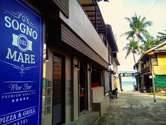 Sogno Del Mare Hostel - Ko Pha-ngan - Asrama