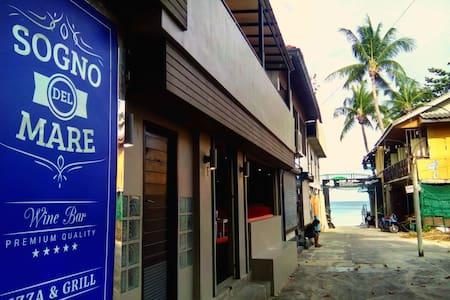 Sogno Del Mare Hostel - Ko Pha-ngan - Hostal