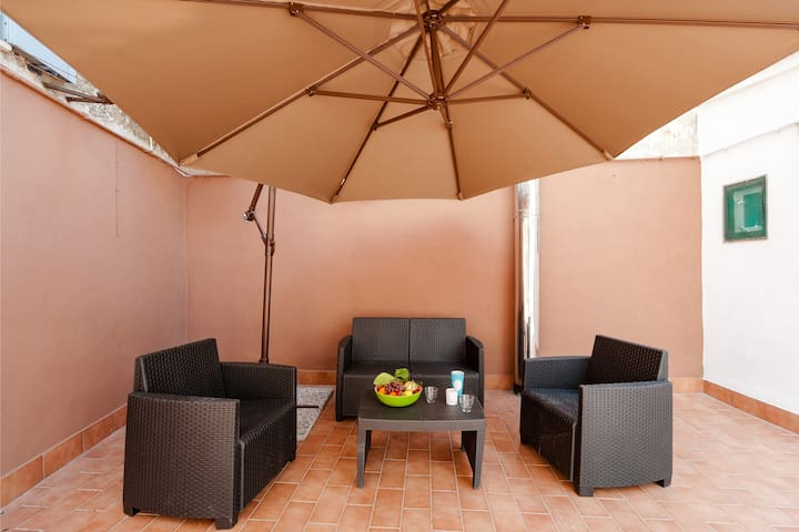 Apartment with terrace in Colosseum - Roma - Apartamento