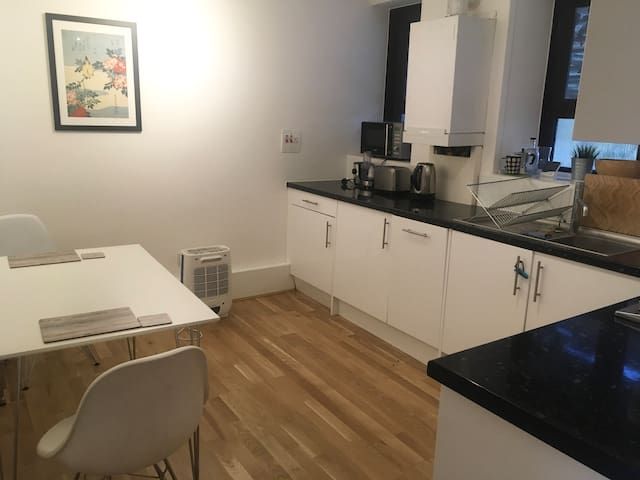 Comfy 2 bedroom flat right by Shoreditch