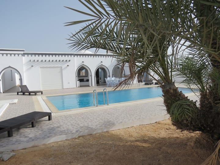 Villa Ohana avec piscine sans vis à vis