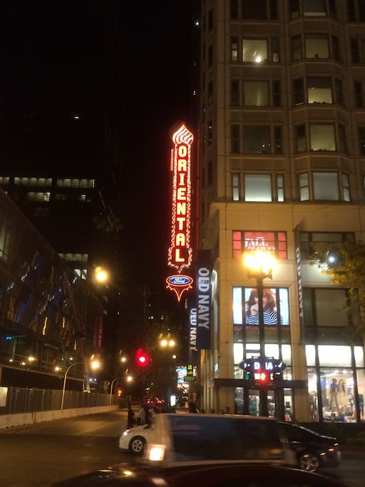 lots of stuff to do in our theater district!