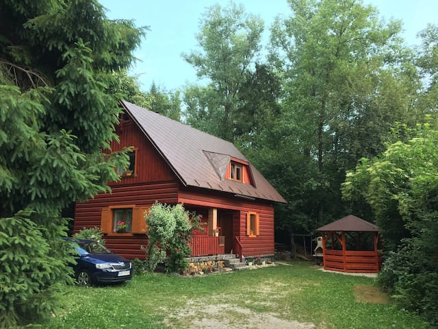 Fisherman Log Cabin in North Slovakia - Námestovo - Cabana