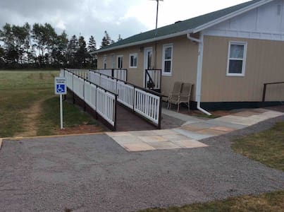 Huckleberry's Haven - New Accessible Listing!!