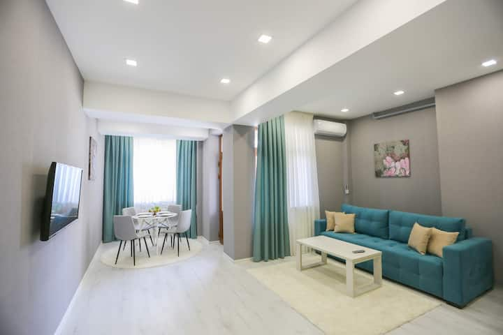 Elyor's new apartment No.20th of 20, area 65 m2