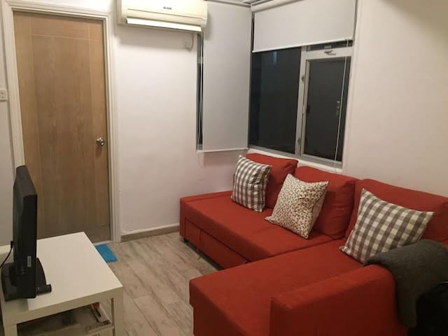 Private Place in trendy Sai Ying Pun - Hong Kong - Appartement