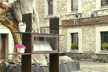 Hotel de montaña Santa Cristina - Canfranc-Estación - Bed & Breakfast