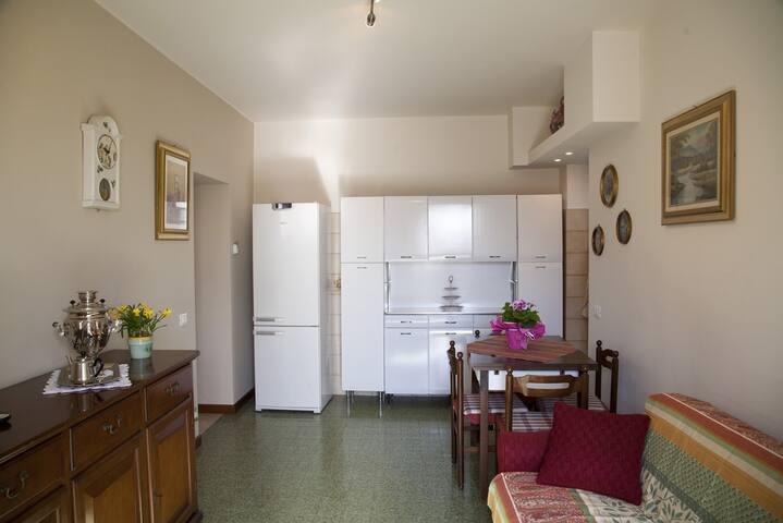 Parte della cucina