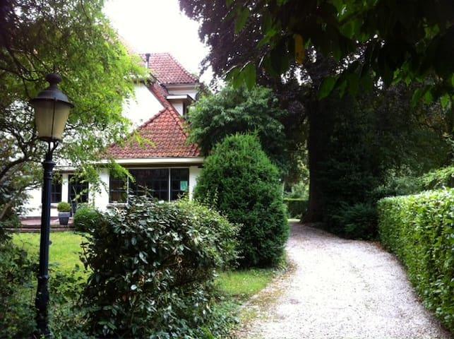 kamers tijdens Forta Rock 4-5 juni - Nijmegen - Casa