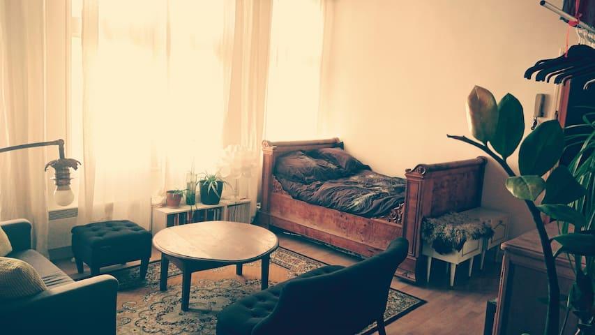 Studio cosy au cœur du Tours historique