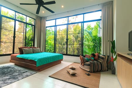 Tropical Beach House in the Gulf of Thailand #03