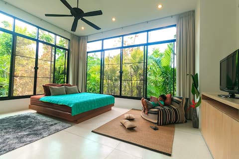 Tropical Beach House in the Gulf of Thailand #03