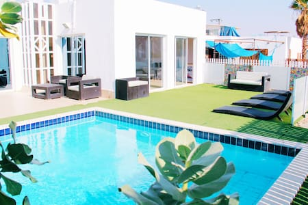 Room with double or separate beds (IRIS Eilat 3)