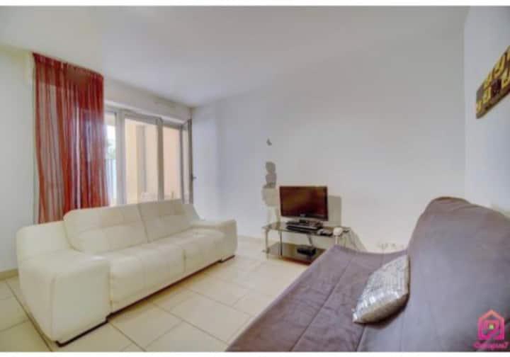 Appartement 3 pièces Port de Cannes