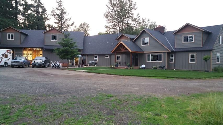 Lukeacres - Corvallis - House