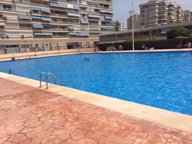 Beach Apartment Club del Mar L24