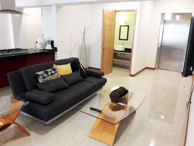 New luxury Apartment in Avenida Juarez