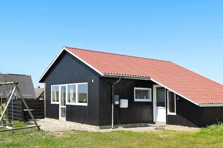 Quaint Holiday Home in Harboøre with sauna