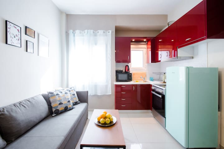 Acropolis luxury apartment