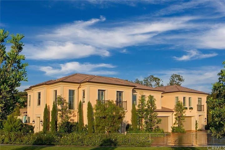 Private Luxury Home in the Heart of Orange County