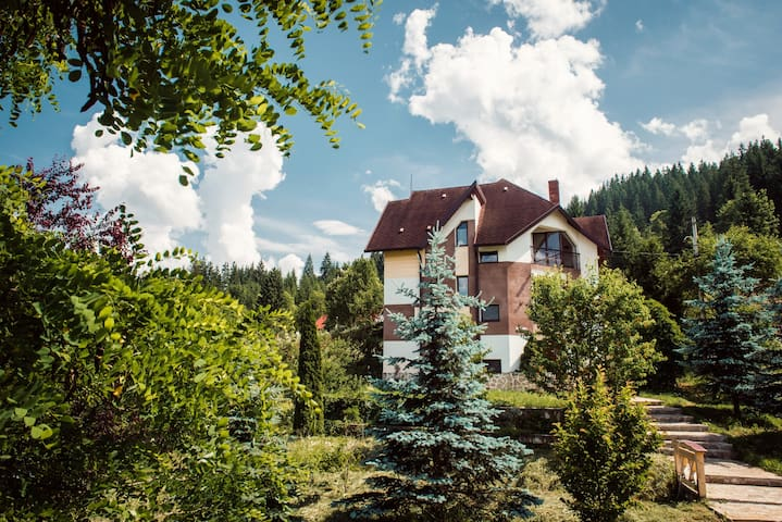 Villa D'or- Bucovina history, tradition and nature