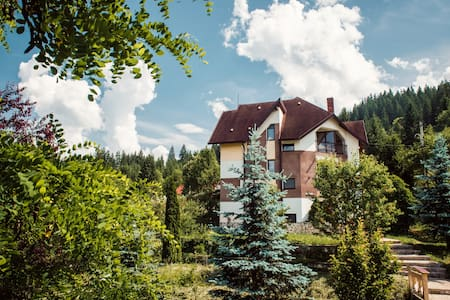 Villa D'or- Bucovina history, tradition and nature