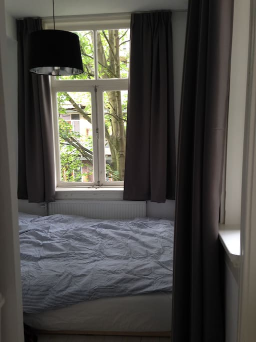 Bedroom (really dark if you close the curtains)