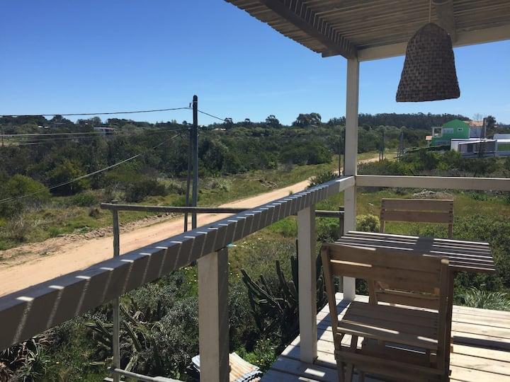 Casa Pajaro> Terraza para dos y locuras