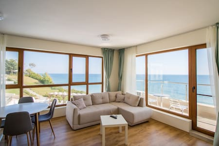 1BD sea view apartment @Byala Vista / White Cliffs
